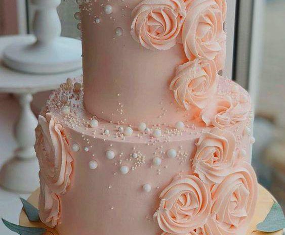 bánh cưới pastel tại vanbakehouse